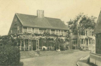 Photo courtesy of Nantucket Historical Association