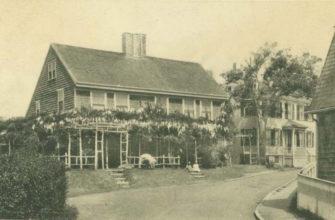 Photo courtesy of Nantucket Historical Association