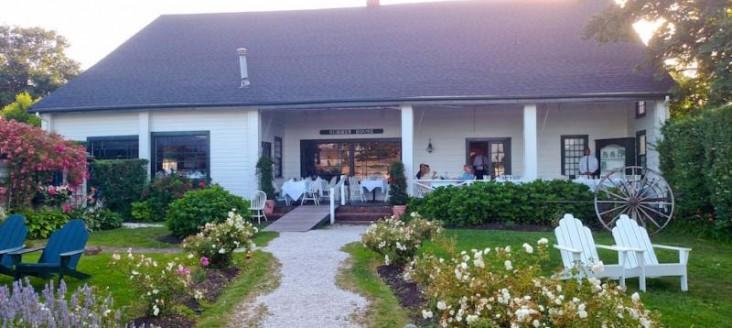 Summer House on Nantucket