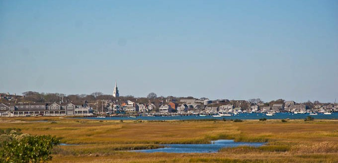 Nantucket Indian Summer
